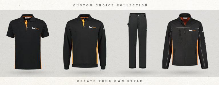 euroglove costom made kleding 1
